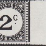 Barbados Postage Due D8
