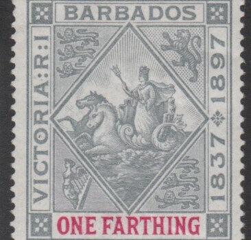Barbados SG116
