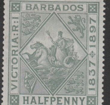 Barbados SG117