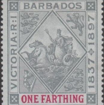 Barbados SG125
