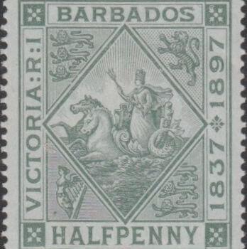 Barbados SG126