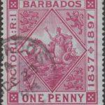Barbados SG127