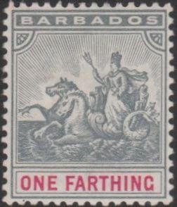 Barbados SG135