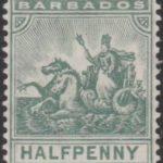 Barbados SG136