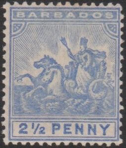 Barbados SG139