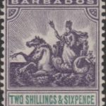 Barbados SG144