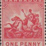 Barbados SG165