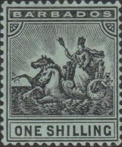 Barbados SG169