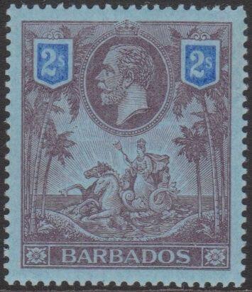 Barbados SG179