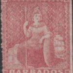 Barbados SG25