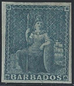 Barbados SG4a