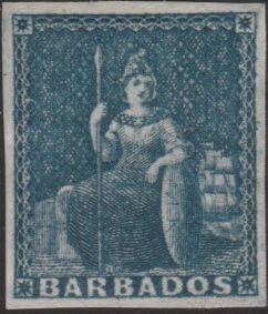 Barbados SG5a