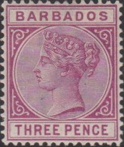 Barbados SG95