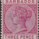 Barbados SG96