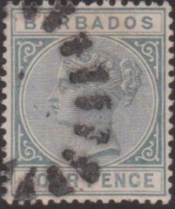 Barbados SG97