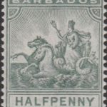 Barbados SG106