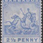 Barbados SG109