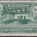 Barbados SG257