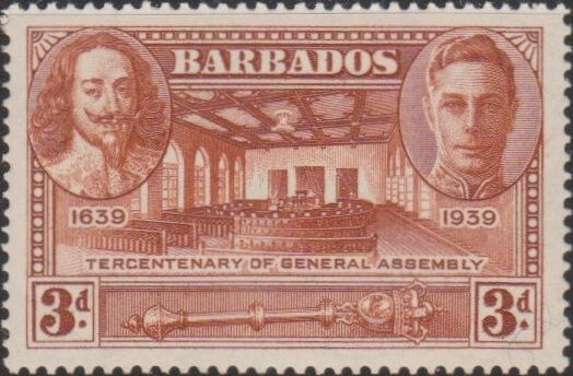 Barbados SG261