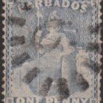 Barbados SG74