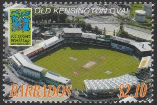 Barbados SG1307 - $2.10 Old Kensington Oval