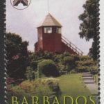 Historic Bridgetown - Barbados SG1388 - 10c Gun Hill Signal Station