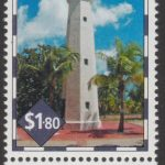 Lighthouses of Barbados - $1.80 - Barbados SG1394 - Needham's Point Lighthouse
