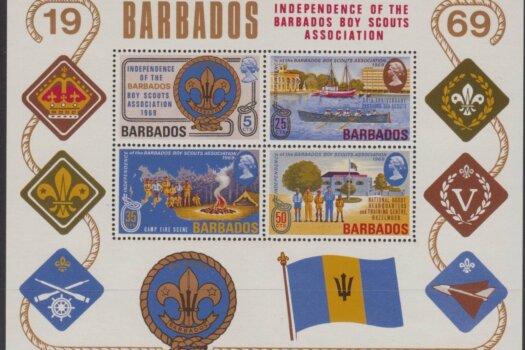 Barbados SGMS397