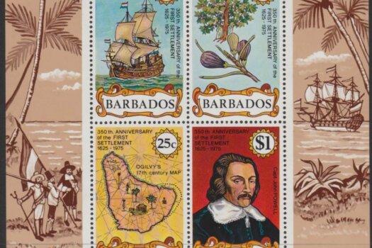 Barbados MS542