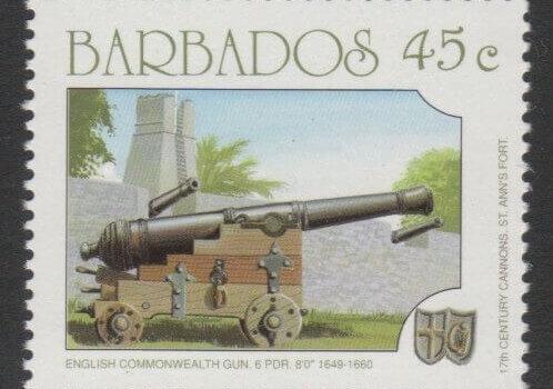 Barbados SG1001
