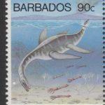Barbados SG1008