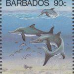 Barbados SG1009