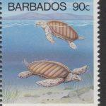 Barbados SG1012