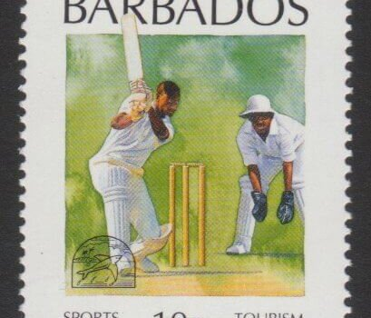 Barbados SG1013