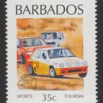 Barbados SG1014