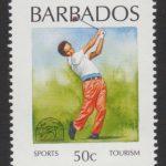 Barbados SG1015
