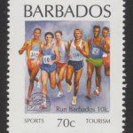 Barbados SG1016