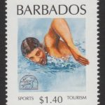 Barbados SG1017