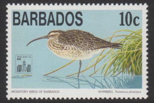 Barbados SG1018