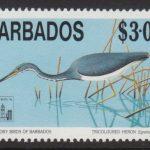 Barbados SG1021