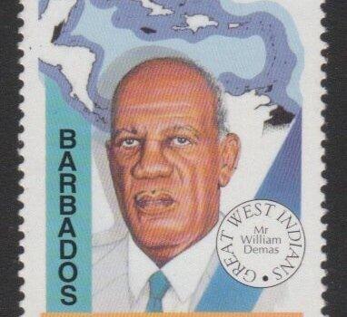Barbados SG1027