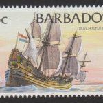 Barbados SG1029B