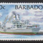 Barbados SG1030B