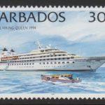 Barbados SG1032B