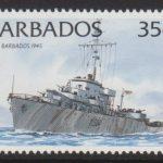 Barbados SG1033A
