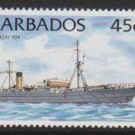 Barbados SG1034A