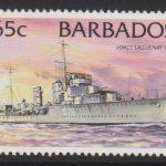 Barbados SG1036A