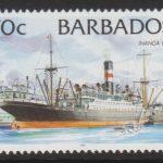 Barbados SG1037B