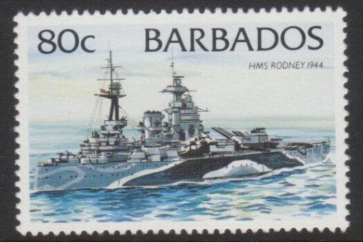 Barbados SG1038A