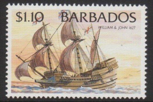 Barbados SG1040A